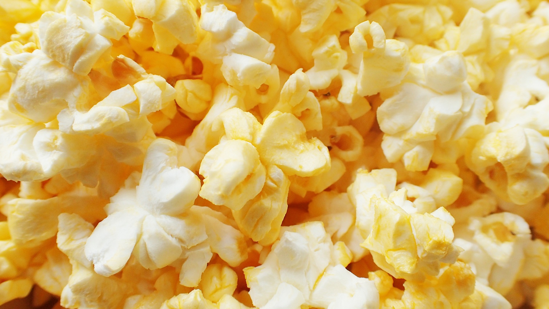 Dare to Pair: Popcorn Party